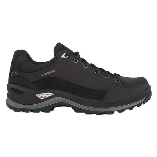 LOWA(ローバー) レネゲードIII GT LO/B(ブラック)/9 L310960-0999-9男性用 ブラック ブーツ 靴 トレッキング トレッキングシューズ ハイキング用 アウトドアギア