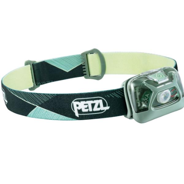 世界の人気ブランド 3980円以上送料無料 マーケティング おうちキャンプ ベランピング PETZL ペツル ティカ ヘッドライト LEDタイプ ランタン グリーン E093FA02アウトドアギア