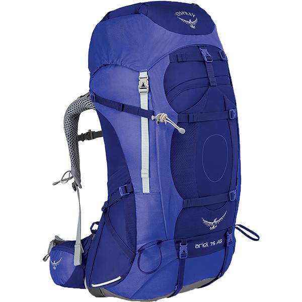 OSPREY(オスプレー) エーリエルAG 75/タイダルブルー/M OS50065003005アウトドアギア トレッキング大型 トレッキングパック バッグ バックパック リュック ブルー 女性用