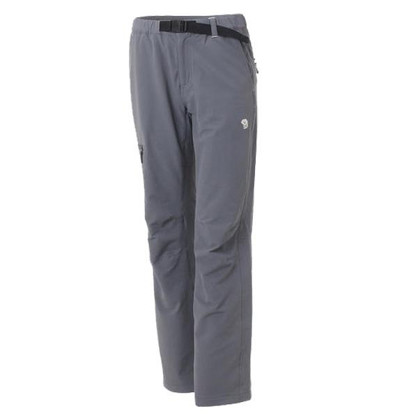 Mountain Hardwear(マウンテンハードウェア) WUNIONPOINTP/053/S-R OR7612女性用 グレー ロングパンツ レディースウェア ウェア ロングパンツ女性用 アウトドアウェア
