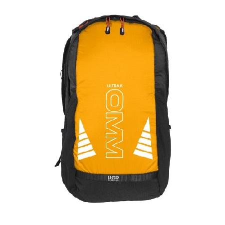 OMM Ultra8/Yellow/Black/8L OF030-3リュック バックパック バッグ トレッキングパック トレッキング小型 アウトドアギア