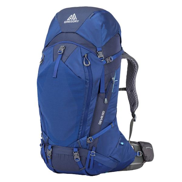 GREGORY(グレゴリー) ディバ60/ノクターンブルー/S 91622ブルー リュック バックパック バッグ トレッキングパック トレッキング60 アウトドアギア