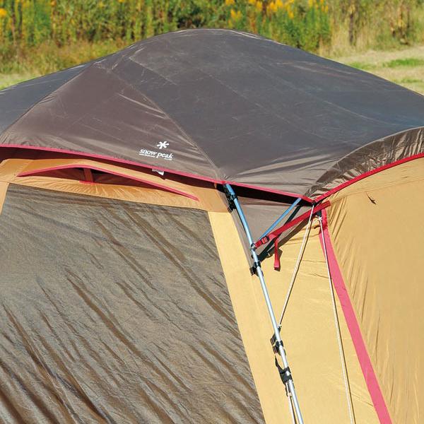 ★エントリーでポイント5倍!snow peak(スノーピーク) メッシュシェルター シールドルーフ TP-920SRテントアクセサリー タープ テント テントオプション アウトドアギア