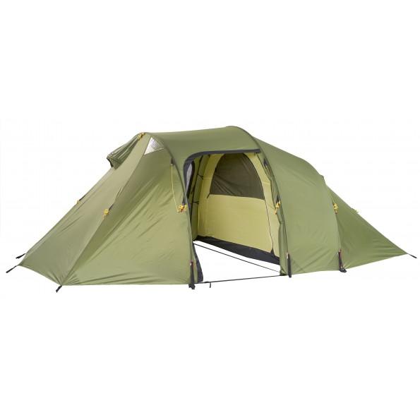 Helsport(ヘルスポート) Gimle Family 4+green 152-862グリーン 四人用(4人用) テント タープ キャンプ用テント キャンプ4 アウトドアギア