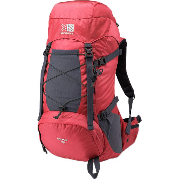 karrimor(カリマー) ランクス 28 タイプ1/ベリーピンク 58008 580女性用 ピンク リュック バックパック バッグ トレッキングパック トレッキング20 アウトドアギア