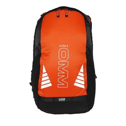 OMM Ultra8/Orange/Black/8L OF030-1リュック バックパック バッグ トレッキングパック トレッキング小型 アウトドアギア