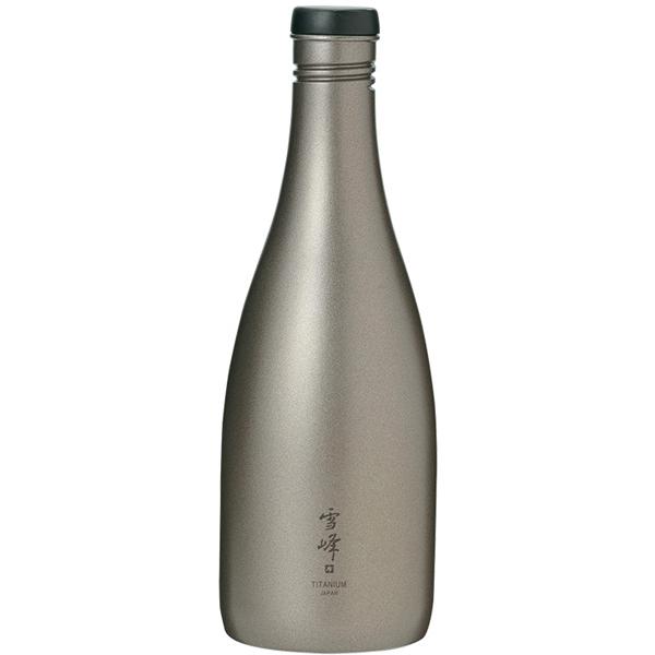 ★エントリーでポイント10倍!snow peak(スノーピーク) 酒筒 Titanium TW-540マグボトル 水筒 水筒 チタンボトル アウトドアギア
