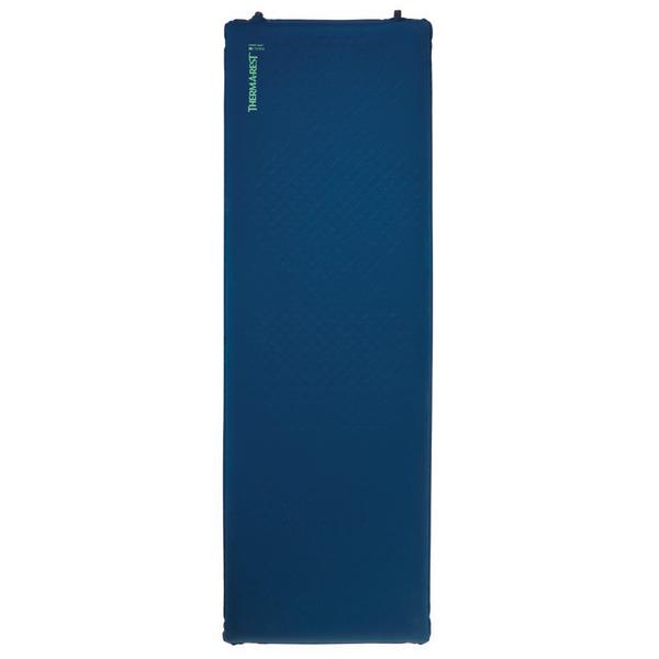 thermarest(サーマレスト) ラグジュアリーマップ/R 30105アウトドアギア 手動ポンプ エアーポンプ アウトドア用寝具 ブルー
