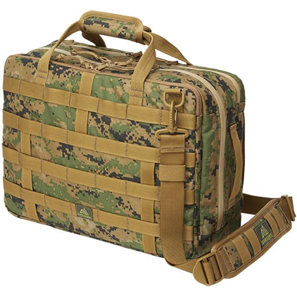 GREGORY(グレゴリー) アサルト3ウェイ/デジタルカモ 76145カモフラージュ 男女兼用バッグ バッグ ブランド雑貨 トラベル・ビジネスバッグ 3WAYバッグ アウトドアギア