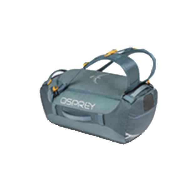 OSPREY(オスプレー) トランスポーター 40/キーストーングレー OS55184グレー ダッフルバッグ ボストンバッグ トラベル・ビジネスバッグ ダッフル アウトドアギア