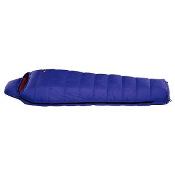 NANGA(ナンガ) ダウンバッグ1100STD/CBL/レギュラー N1D1CB10ブルー ウインタータイプ(冬用) シュラフ 寝袋 アウトドア用寝具 マミー型 マミーウインター アウトドアギア