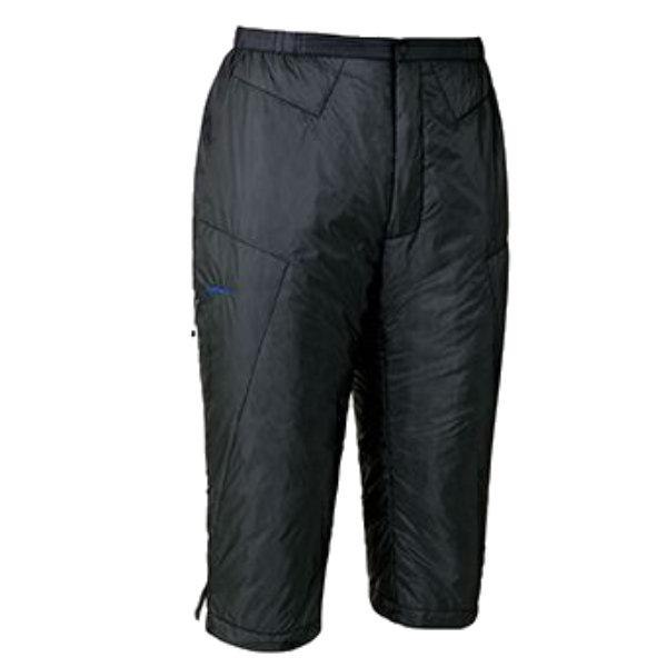 finetrack(ファイントラック) MENSポリゴン2ULニーパンツ/BK/M FIM0303アウトドアウェア パンツ 中綿入り男性用 パンツ 中綿入り メンズウェア ロングパンツ ブラック おうちキャンプ