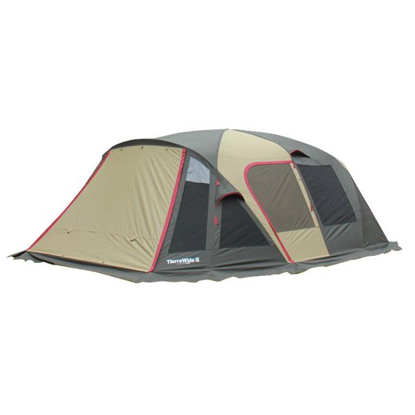 ogawa campal(小川キャンパル) ティエラワイド2/6-7人用 2778七人用(7人用) テント タープ キャンプ用テント キャンプ大型 アウトドアギア