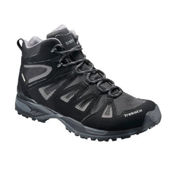 TrekSta(トレクスタ) ネバドレースGTX/ブラック/25.5 EBK159ブラック ブーツ 靴 トレッキング トレッキングシューズ トレッキング用 アウトドアギア
