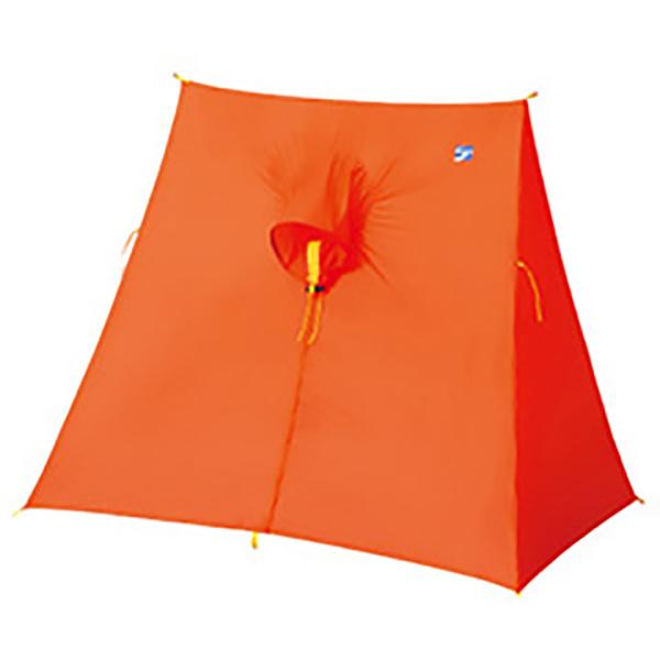 finetrack(ファイントラック) ピコシェルター OG FAG0121オレンジ 二人用(2人用) テント タープ ツエルト・ツエルトポール ツエルト・ツエルトポール アウトドアギア