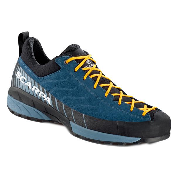 SCARPA(スカルパ) メスカリート/オーシャン/43 SC21016アウトドアギア アウトドアスポーツシューズ メンズ靴 ウォーキングシューズ ブルー 男性用 おうちキャンプ