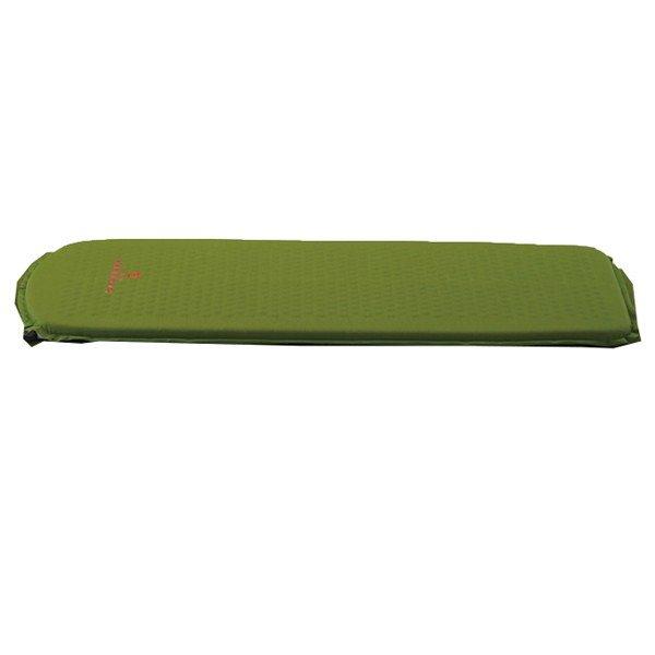 ISUKA(イスカ) ノンスリップ コンフィマットレス 180/グリーン 203802グリーン マット アウトドア用寝具 アウトドア エアーマット エアーマット アウトドアギア