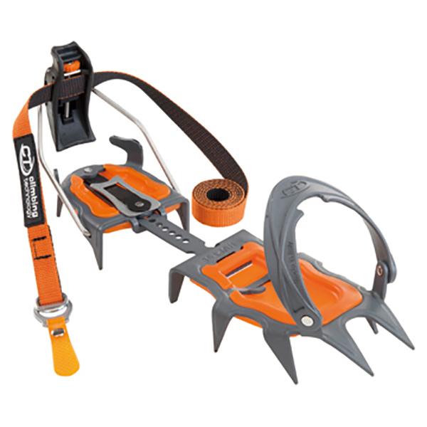 climbing technology(クライミングテクノロジー) ヌプツェEVO セミオート CT-64027トレッキング 登山 アウトドア アイゼン 一般縦走用アイゼン アウトドアギア