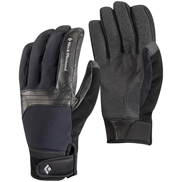 Black Diamond(ブラックダイヤモンド) アーク/ブラック/L BD71012手袋 メンズウェア ウェア ウェアアクセサリー 冬用グローブ アウトドアウェア
