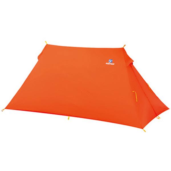 finetrack(ファイントラック) ツエルト1 OG FAG0122オレンジ 二人用(2人用) テント タープ ツエルト・ツエルトポール ツエルト・ツエルトポール アウトドアギア