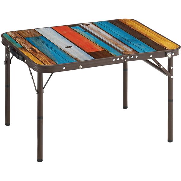 OUTDOOR LOGOS(ロゴス) グランベーシック 丸洗いスリムサイドテーブル7060 73189035アウトドアギア フォールディングテーブル レジャーシート