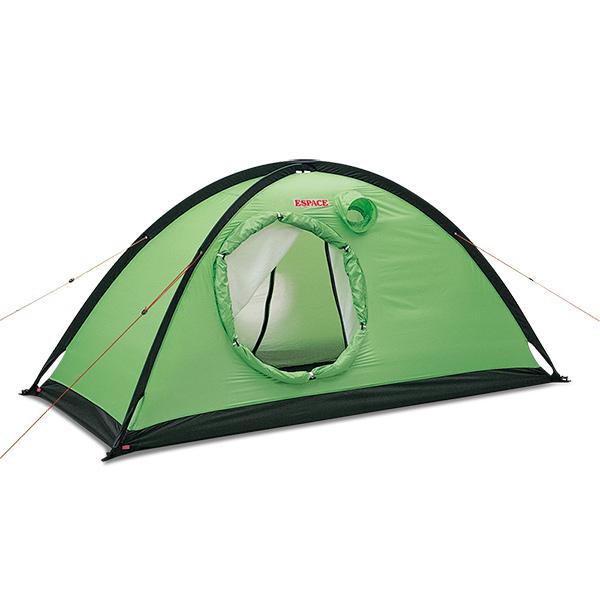 ESPACE(エスパース) ソロウインター(内張付) soloグリーン 一人用(1人用) ウインタータイプ(冬用) テント タープ 登山用テント 登山1 アウトドアギア
