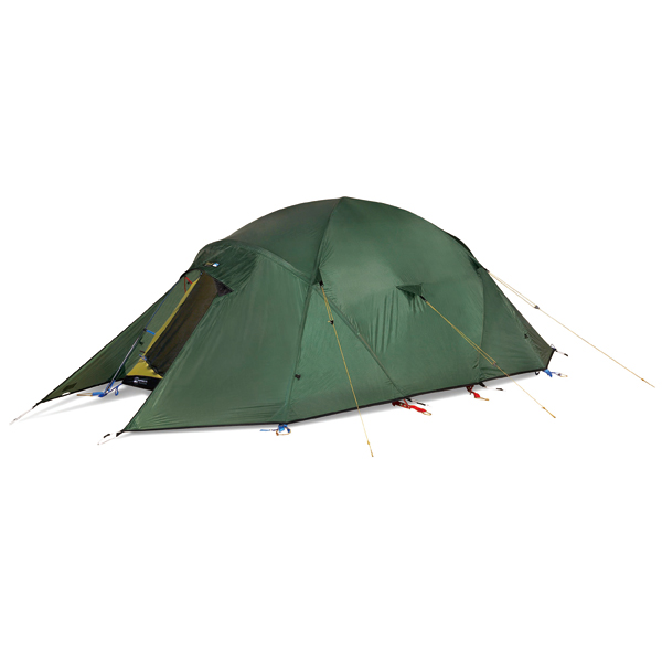 Terra Nova(テラノバ) スーパーライトクエーサー/グリーン 43QSLグリーン テント タープ キャンプ用テント キャンプ2 アウトドアギア