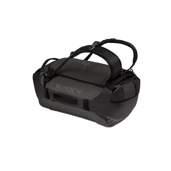 OSPREY(オスプレー) トランスポーター 40/ブラック/ワンサイズ OS55184ブラック ダッフルバッグ ボストンバッグ トラベル・ビジネスバッグ ダッフル アウトドアギア