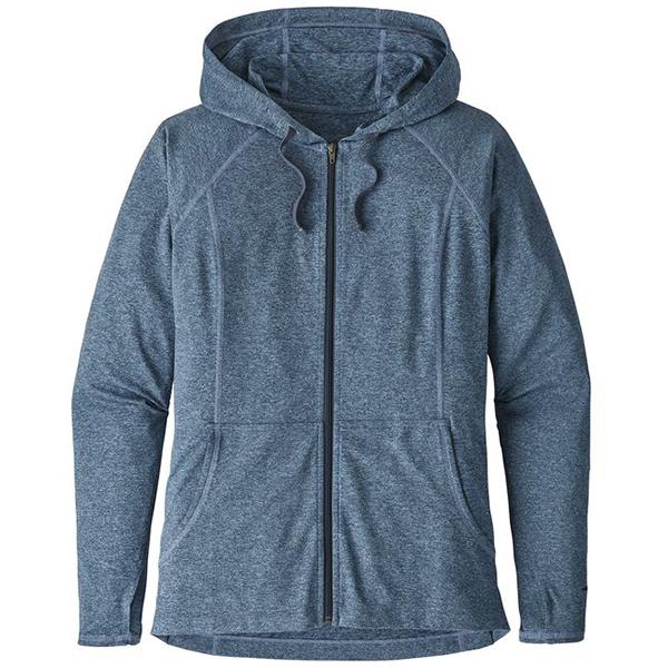 patagonia(パタゴニア) Ws Seabrook Hoody/RBE/XL 54905女性用 ブルー レディースウェア ウェア アウトドア スウェット スウェット女性用 アウトドアウェア
