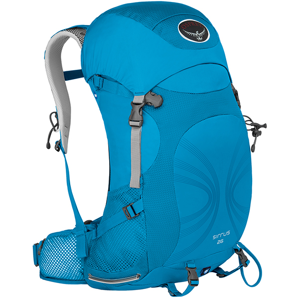 OSPREY(オスプレー) シラス 26/サミットブルー/XS/S OS50324女性用 ブルー リュック バックパック バッグ トレッキングパック トレッキング20 アウトドアギア