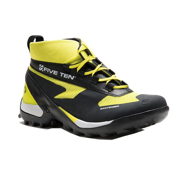 FIVETEN(ファイブテン) キャニオニア3 (Yellow)/105 1400471男性用 イエロー メンズウォーターシューズ ウォーターシューズ マリンスポーツ アウトドアスポーツシューズ アウトドアギア