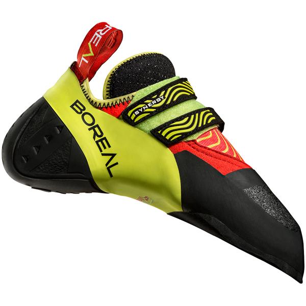 BOREAL(ボリエール) シナジー/#6 BO20390イエロー トレッキング ブーツ シナジー/#6 靴 トレッキング トレッキングシューズ ブーツ クライミング用 アウトドアギア, 人気アイテム:228d2ff1 --- sunward.msk.ru
