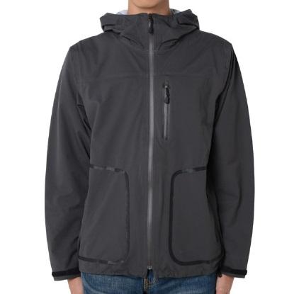 snow peak(スノーピーク) [残り1着!]Packable3LRainJacket/Charcoal/M JK-15AU004レインジャケット レインウェア ウェア レインウェア(ジャケット) レインウェア男性用(男女兼用) アウトドアウェア