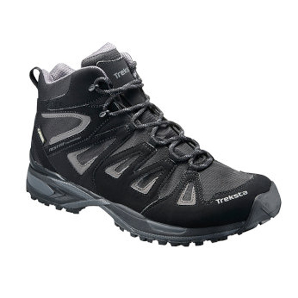 TrekSta(トレクスタ) ネバドレースGTX/ブラック/26.5 EBK159ブラック ブーツ 靴 トレッキング トレッキングシューズ トレッキング用 アウトドアギア