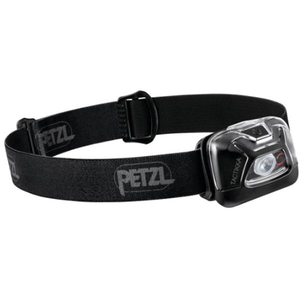 3980円以上送料無料 おうちキャンプ ベランピング PETZL ペツル タクティカ 舗 LEDタイプ 売れ筋ランキング ヘッドライト ブラック E093HA00アウトドアギア ランタン