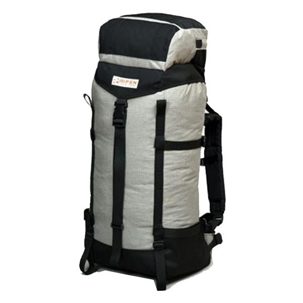 Ripen(ライペン アライテント) クロワールスパイダロン/BK 0110815ブラック リュック バックパック バッグ トレッキングパック トレッキング40 アウトドアギア