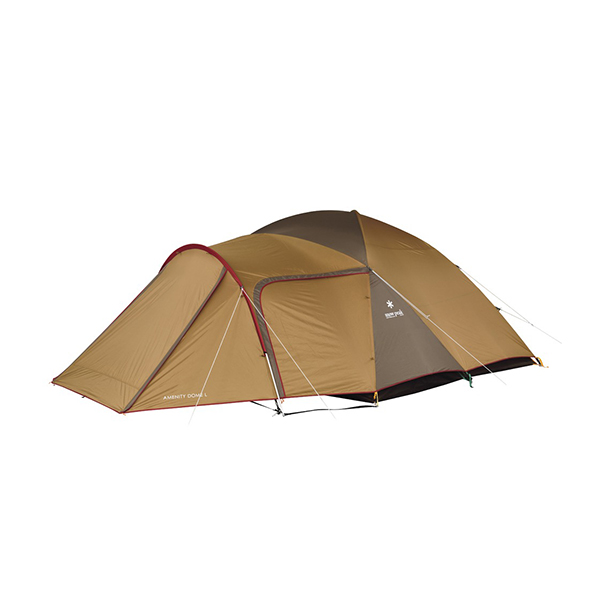 snow peak(スノーピーク) アメニティドームL SDE-003RHブラウン 六人用(6人用) テント タープ キャンプ用テント キャンプ6 アウトドアギア