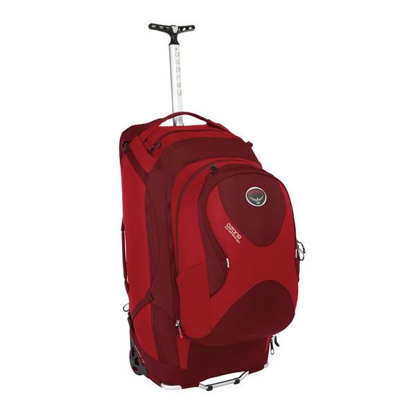 OSPREY(オスプレー) オゾンコンバーチブル75(28インチ)/フードゥーレッド OS55450レッド キャリーバッグ スーツケース トラベル・ビジネスバッグ キャスターバッグ アウトドアギア