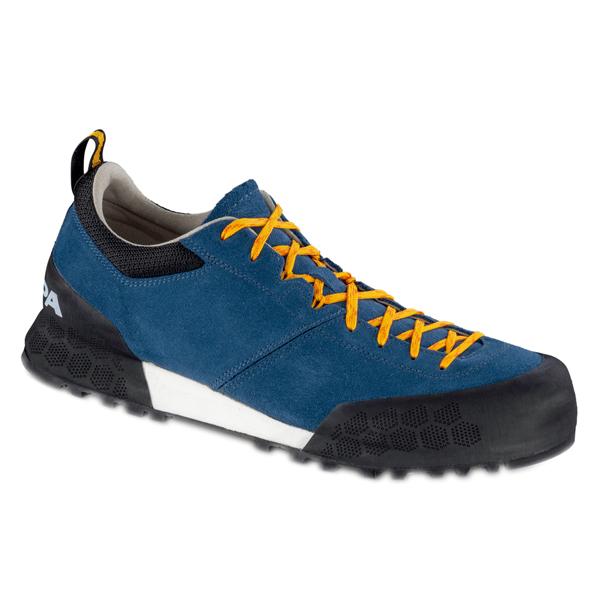 SCARPA(スカルパ) カリペ/オーシャン/37 SC21020アウトドアギア クライミング用 トレッキングシューズ トレッキング 靴 ブーツ ブルー 男性用