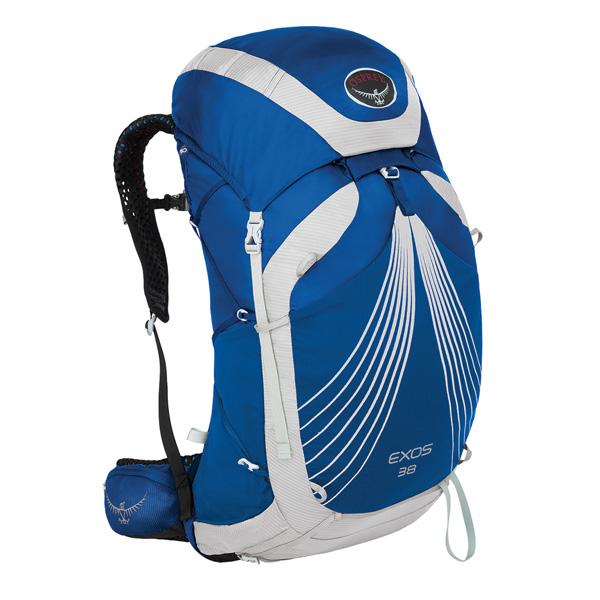 OSPREY(オスプレー) エクソス 38/パシフィックブルー/M OS50347ブルー リュック バックパック バッグ トレッキングパック トレッキング40 アウトドアギア