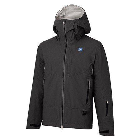 finetrack(ファイントラック) MENSエバーブレスグライドジャケット/CA/XL FAM1001アウトドアウェア ジャケット 中綿入り男性用 ジャケット 中綿入り メンズウェア アウター グレー