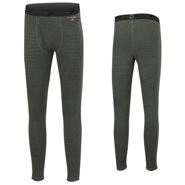 ONYONE(オンヨネ) メンズブレステック メリノPP ロングタイツ(厚手)/009BLACK/M ODP99524男性用 ブラック タイツ レッグウェア 靴下 男性用インナー アウトドアウェア