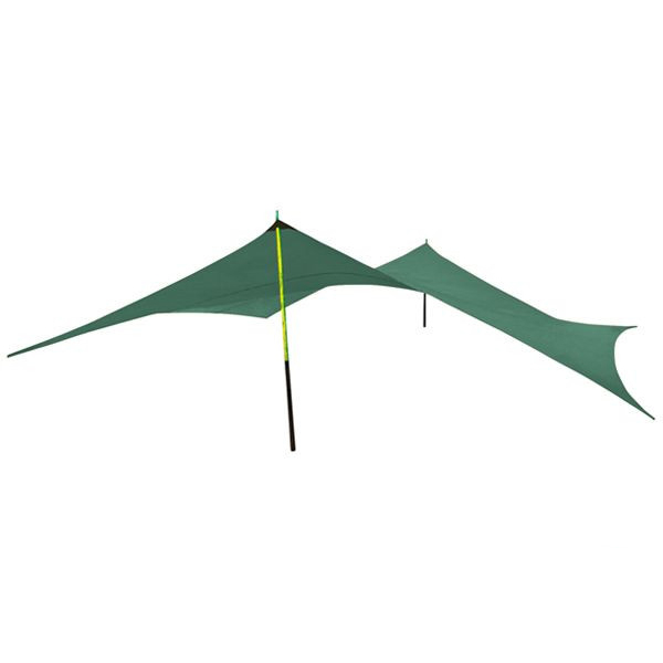 HILLEBERG(ヒルバーグ) ヒルバーグ シェルター Tarp 20 UL 12771002グリーン タープ タープ テント スクエア型タープ スクエア型タープ アウトドアギア