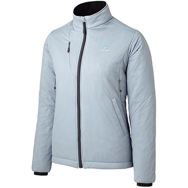 finetrack(ファイントラック) WOMENSドラウトポリゴン3ジャケット/PL/M FMW0903女性用 ブルー アウター レディースウェア ウェア ジャケット ジャケット女性用 アウトドアウェア