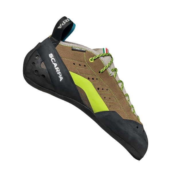 納期:2019年05月上旬SCARPA(スカルパ) マエストロ ミッド/ストーン/ライトグレー/#36 SC20206グレー ブーツ 靴 トレッキング トレッキングシューズ クライミング用 アウトドアギア