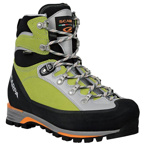 SCARPA(スカルパ) トリオレ プロ GTX WMN/キウイ/#38 SC23021001380アウトドアギア トレッキング用 トレッキングシューズ トレッキング 靴 ブーツ グリーン 女性用