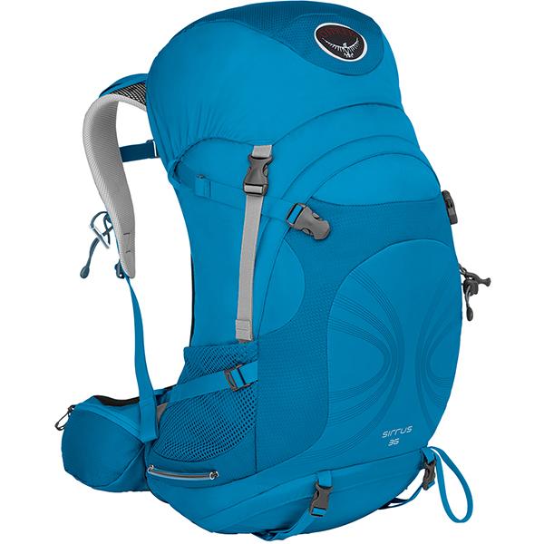 OSPREY(オスプレー) シラス 36/サミットブルー/S/M OS50323ブルー リュック バックパック バッグ トレッキングパック トレッキング30 アウトドアギア