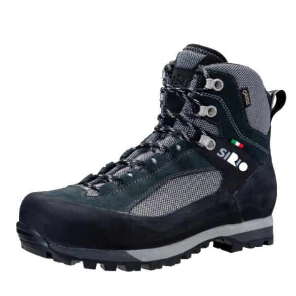 SIRIO(シリオ) P.F.441/AS/24.5cm PF441アウトドアギア トレッキング用 トレッキングシューズ トレッキング 靴 ブーツ グレー 男性用