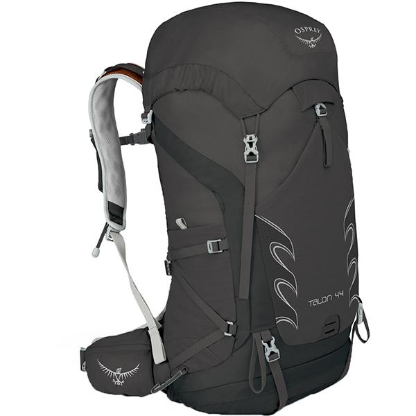 OSPREY(オスプレー) タロン 44/ブラック/M/L OS50251ブラック リュック バックパック バッグ トレッキングパック トレッキング50 アウトドアギア