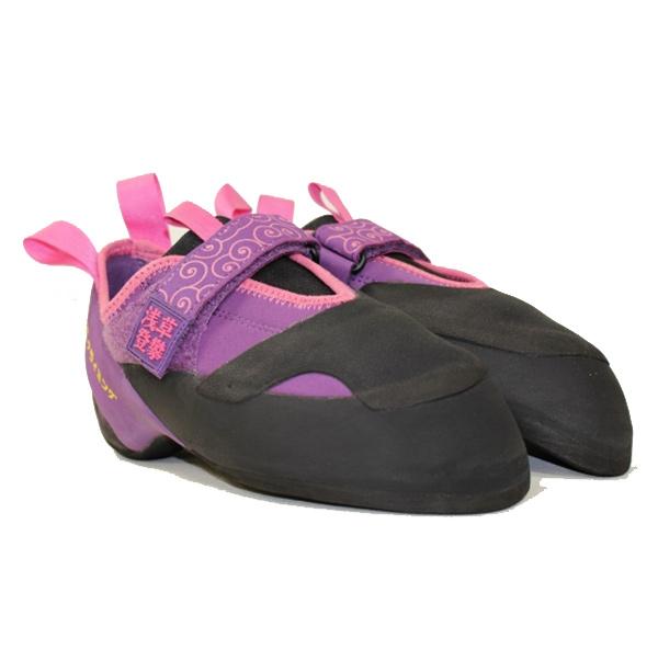 浅草クライミング TSURUGI/PURPLE/22.5m 1712203パープル ブーツ 靴 トレッキング トレッキングシューズ クライミング用 アウトドアギア